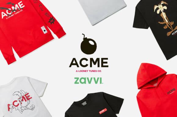 ACME KAPSEL KOLLEKTION<br>X ZAVVI