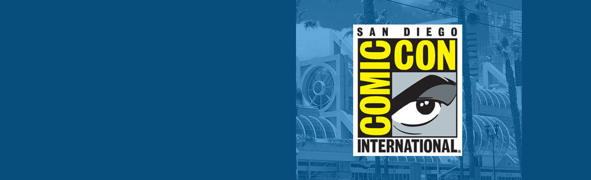 Entdecke die neuesten limited Edition Sammlerstücke, Exklusive Produkte und mehr von San Diego Comic Con!
