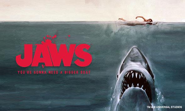 JAWS (DER WEIßE HAI) PRODUKTE