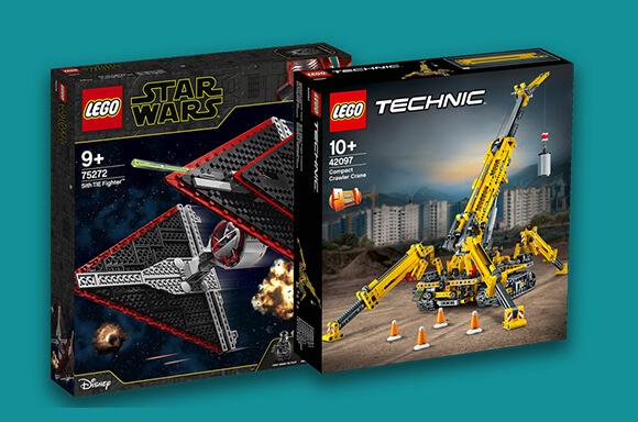LEGO SETS 20% RABATT