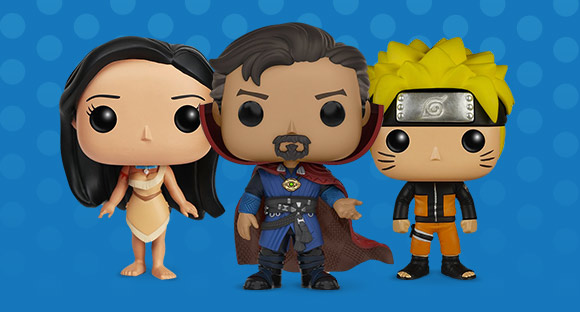 Pop Vinyl Multi-buy