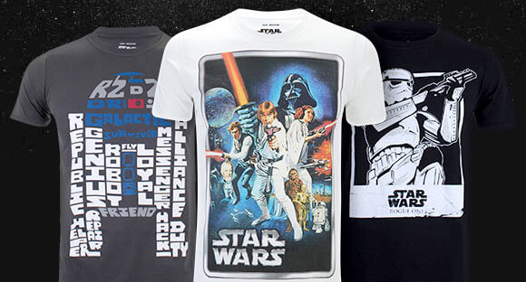 2 GEEK T-SHIRTS FOR £18