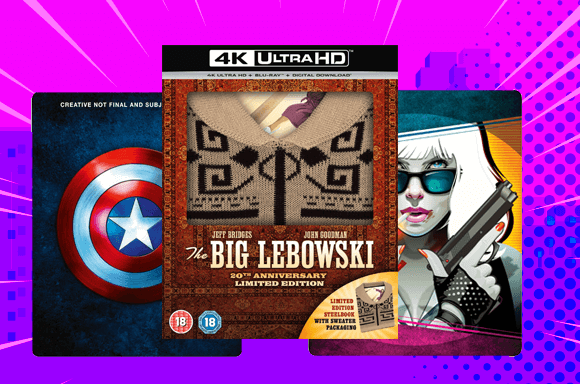 STEELBOOK SUPER SALE