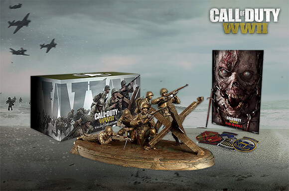 CALL OF DUTY WWII <br>ÉDITION COLLECTOR