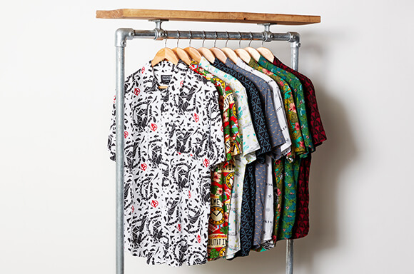 EXCLUSIVE PATTERNED SHIRTS