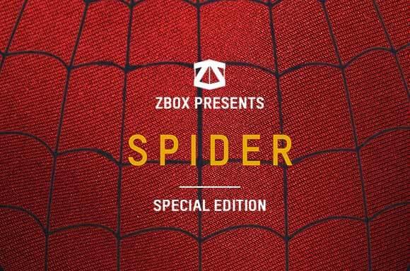 SPIDER 2017 BOX