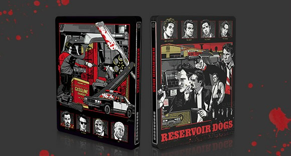 SAVE £3 WHEN YOU BUY RESEVOIR DOGS + LABYRINTH
