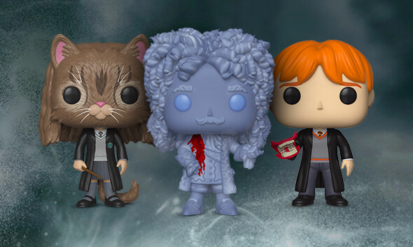 Harry Potter Pop! Vinyl figures