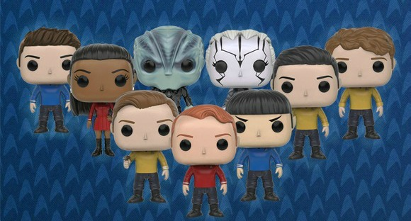 STAR TREK POP! VINYL FIGURES