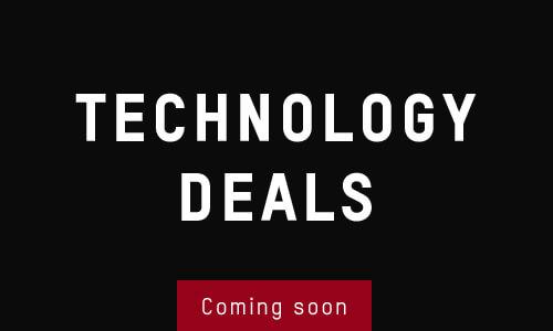 BLACK FRIDAY TECHNOLOGY DEALS