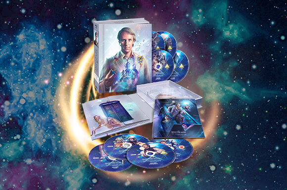 Doctor Who - The Collection - Season 19