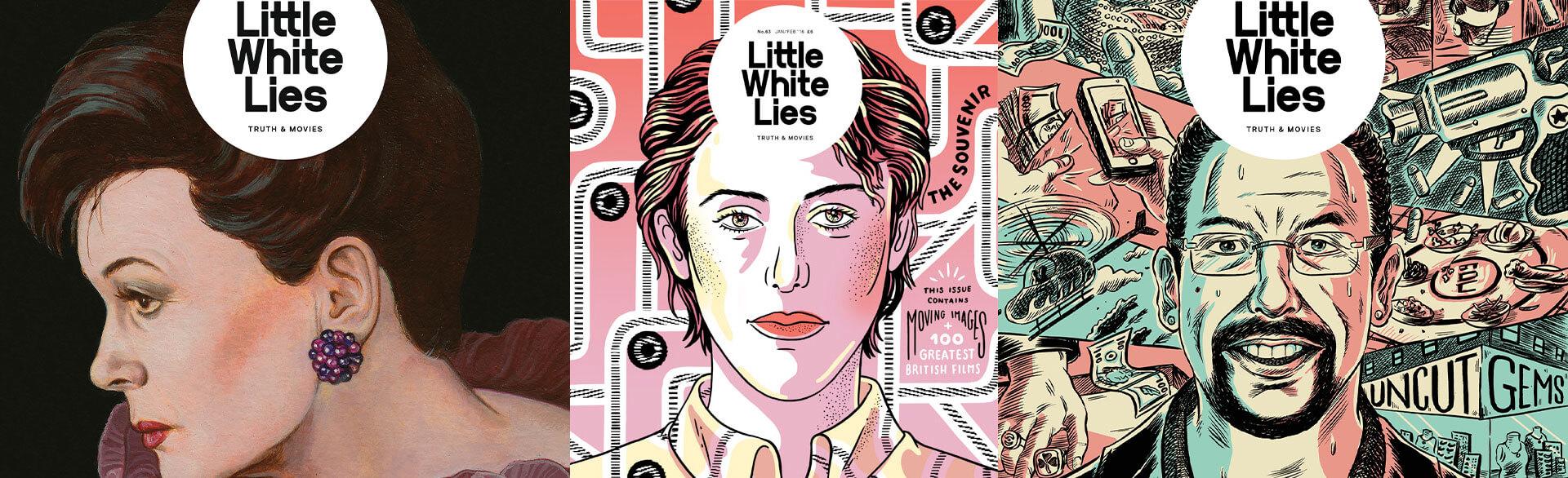 Red Carpet Club : Little White Lies