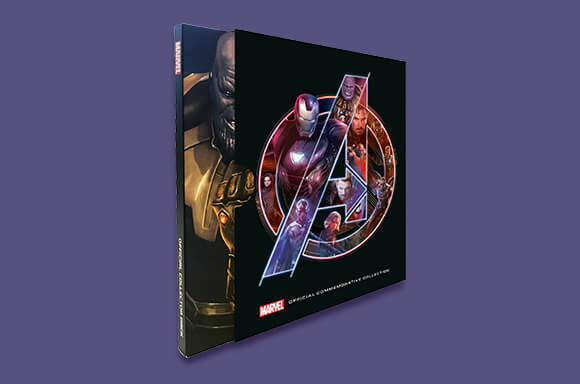 AVENGERS COIN COLLECTION