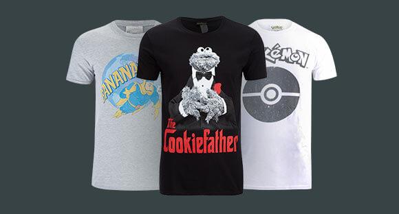 Spiderman-T-shirts