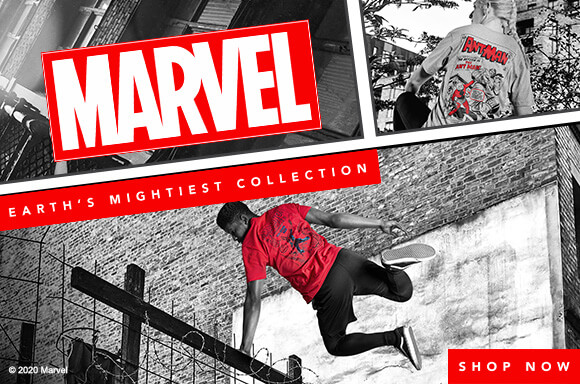 30% Off Marvel Collection + Free Beanie/Cap