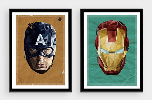 PRINTS & POSTERS