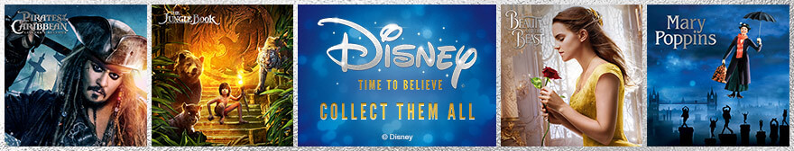 DISNEY TIME TO BELIEVE