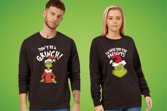 Grinch Jumpers