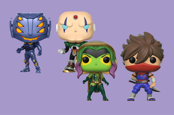 Gamora VS Strider & Ultron VS Sigma 2 Pack pops!