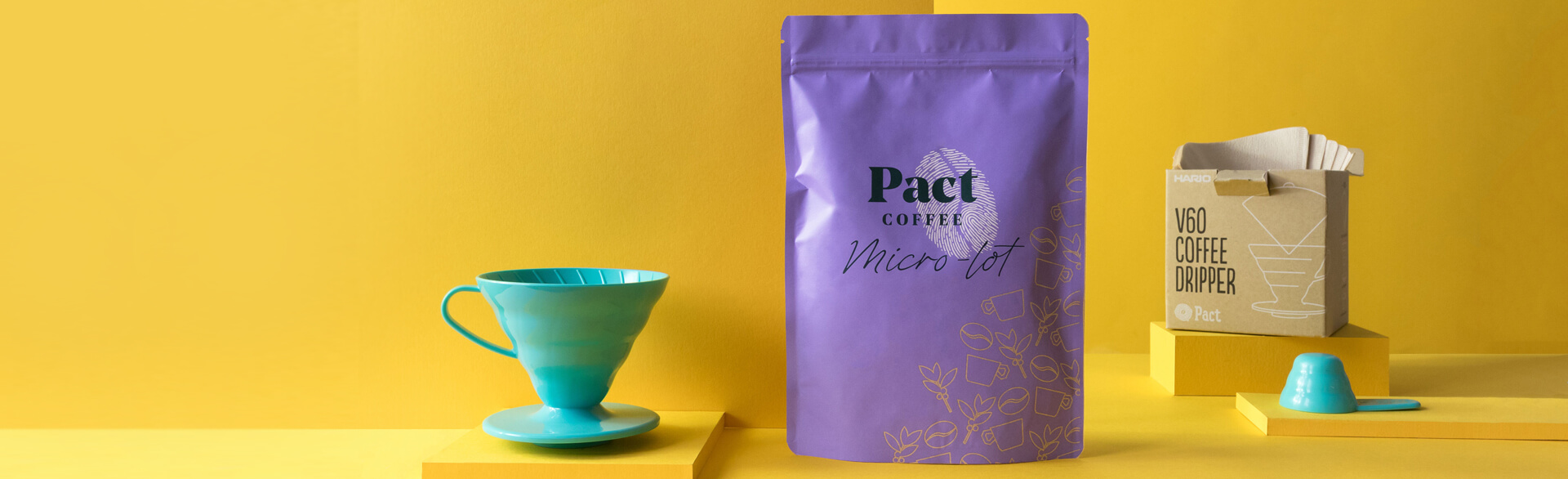 Red Carpet Club: Pact Coffee