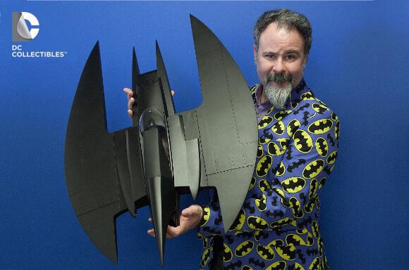 DC COLLECTIBLES BATMAN BATWING