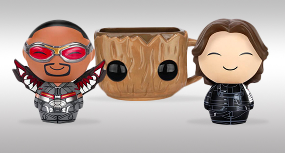 MARVEL FUNKO PRODUCTS