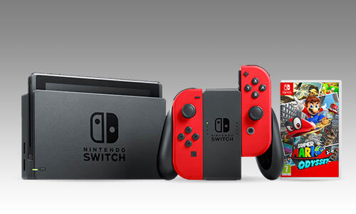 SWITCH HARDWARE