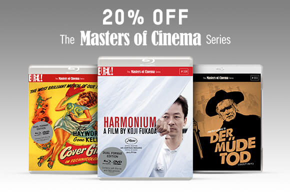THE MASTERS OF CINEMA SERIES