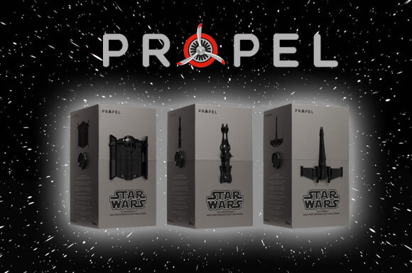 PROPEL STAR WARS COLLECTOR'S EDITION DRONES