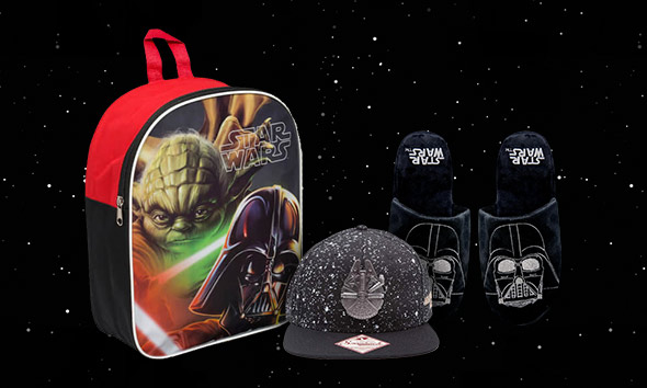 LIMITED STOCK - STAR WARS MERCHANDISE