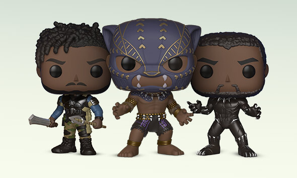 3 FOR £32 POP! VINYLS