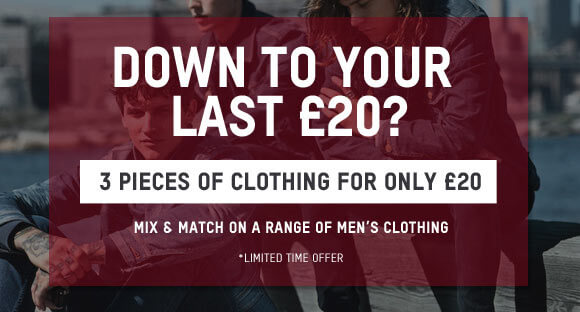 3 FOR £20 CLOTHING