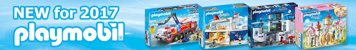 PLAYMOBIL Footer