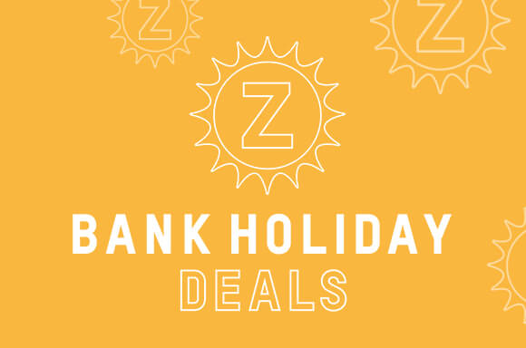 Bank Holiday Deals