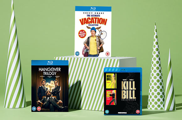 3 FOR £20 - DVD & BLU-RAY