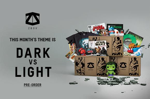 DARK VS LIGHT ZBOX