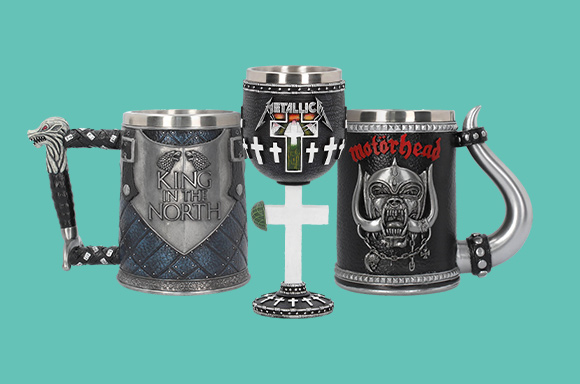 30% off Collectible Tankards & Goblets
