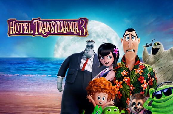 Hotel Transylvania 3!