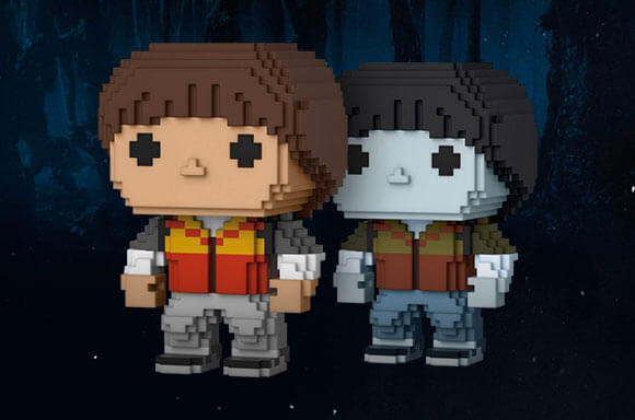 STRANGER THINGS: 8-BIT POP VINYL
