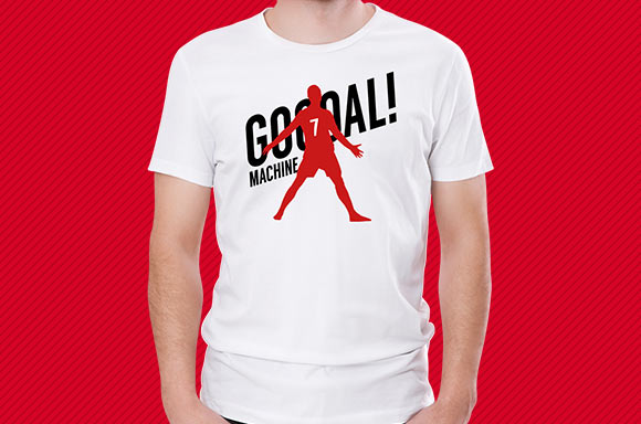 FOOTBALL T-SHIRTS ONLY £8.99!