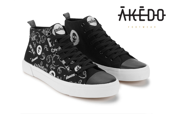 AKEDO X GOONIES SHOES