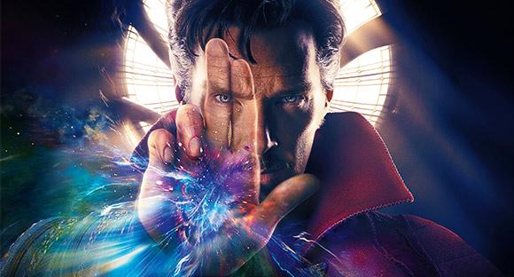 Doctor Strange 3D (Includes 2D Version) - Zavvi Exclusive