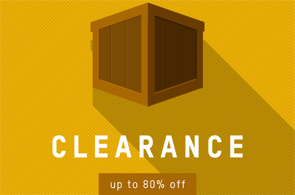 GAMES CLEARANCE