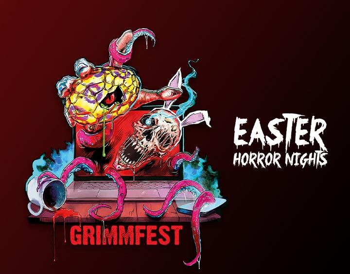 Grimmfest  International  Festival of Fantastic Film - Online Edition