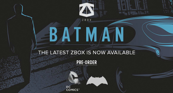 £10 FOR YOUR FIRST MONTH'S ZBOX