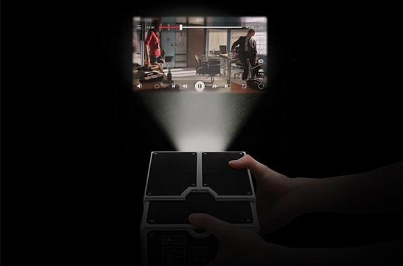 I-PHONE PROJECTOR