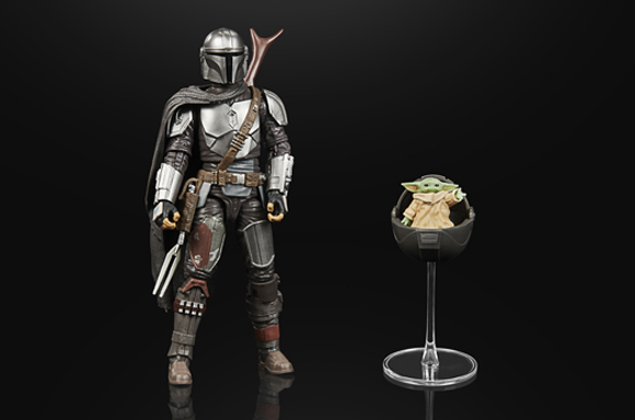HASBRO <BR> STAR WARS: THE BLACK SERIES LAUNCHES