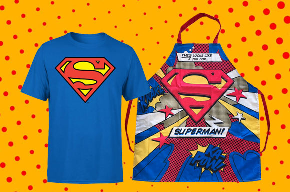 T-SHIRT & APRON ONLY £9.99