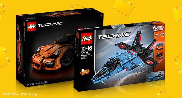 10% OFF LEGO - CODE: LEGO10