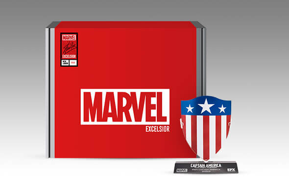 MARVEL EXCELSIOR! EXCLUSIVE CRATE